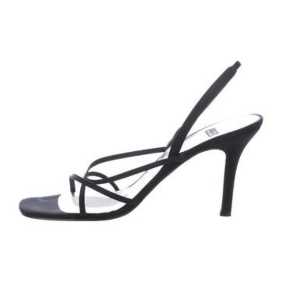 0c7899bdbe7b Stuart Weitzman Quadro Multistrap Sandals size 7. M 5b453d28f63eea3d949e56d9